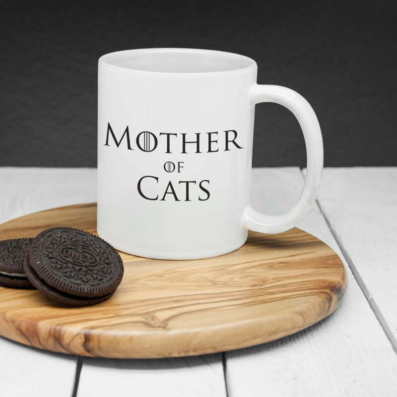 Game of Thrones Mother of Cats Mug