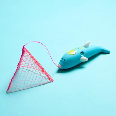 myFirst 3D Pen Dolphin - Blue