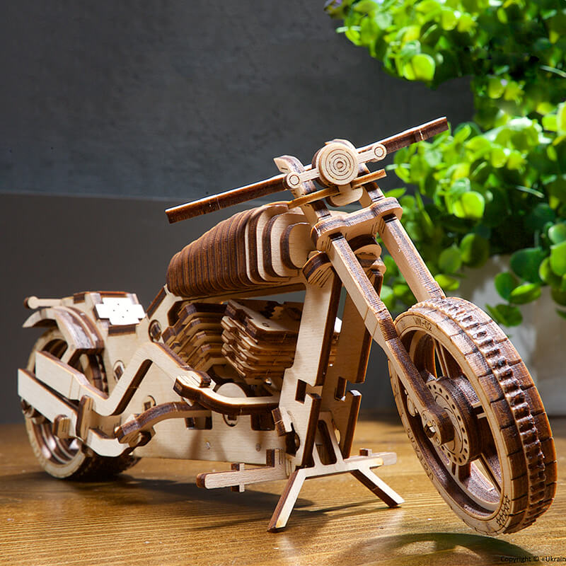 Build Your Own Mechanical Bike