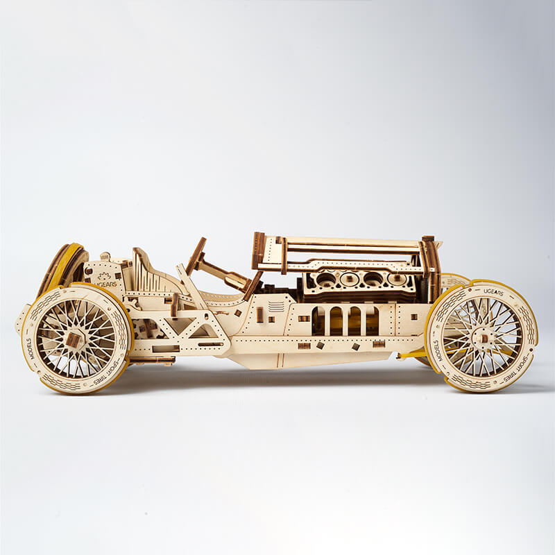 Build Your Own Vintage Grand Prix Car