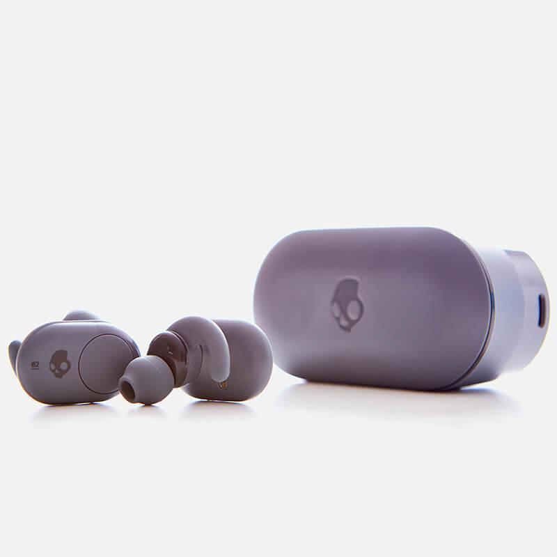Skullcandy True Wireless Earbuds - Dark Gray