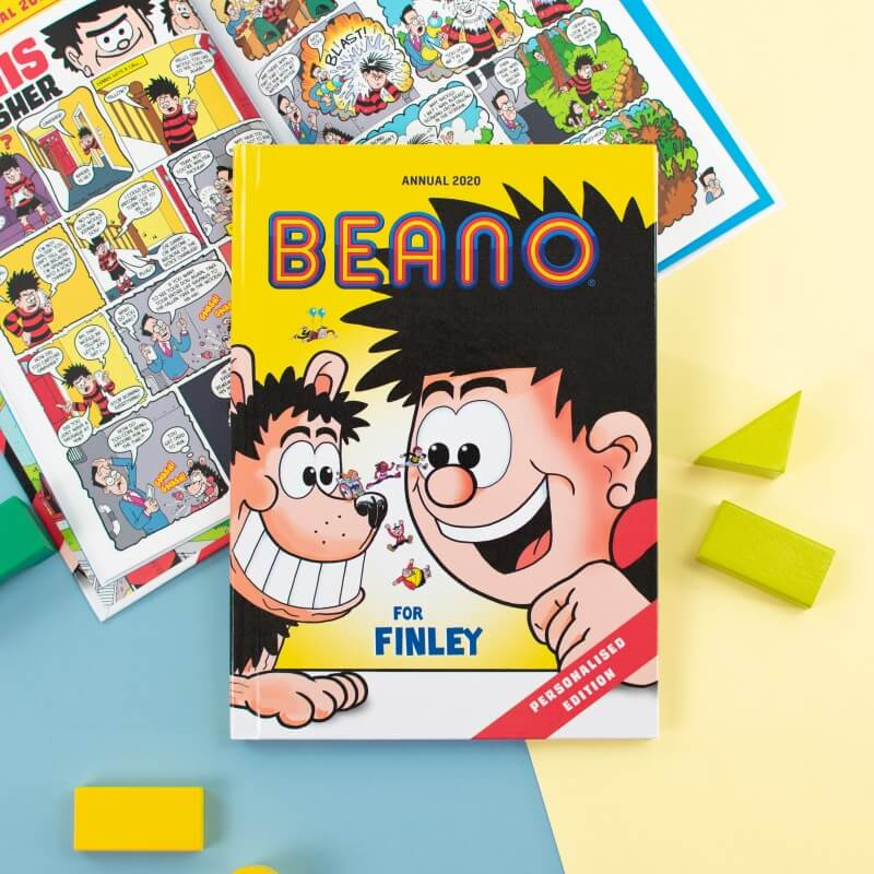Personalised Beano Annual 2020