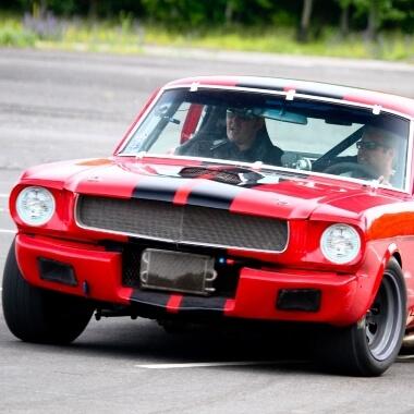 Triple Mustang Driving Blast Experience