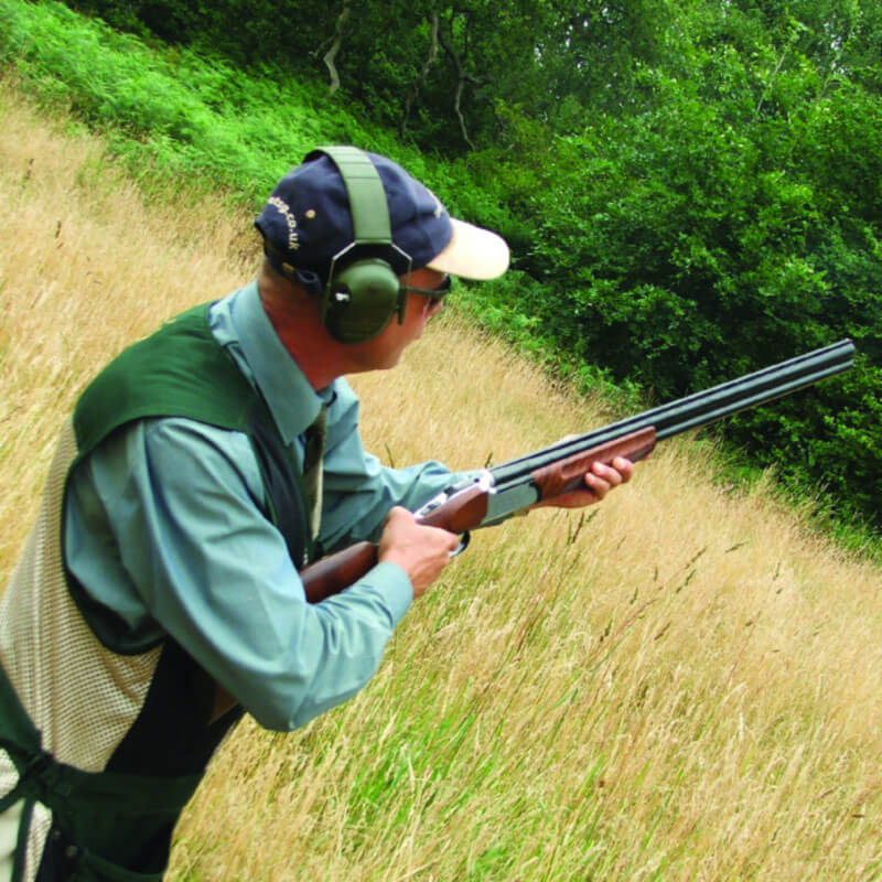 Clay Pigeon Shooting for Two