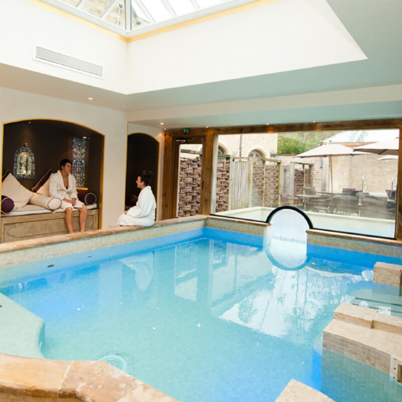 Blissful Spa Day with Treatments and Afternoon Tea for Two - UK Wide