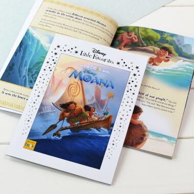 Personalised Disney Little Favourites Moana