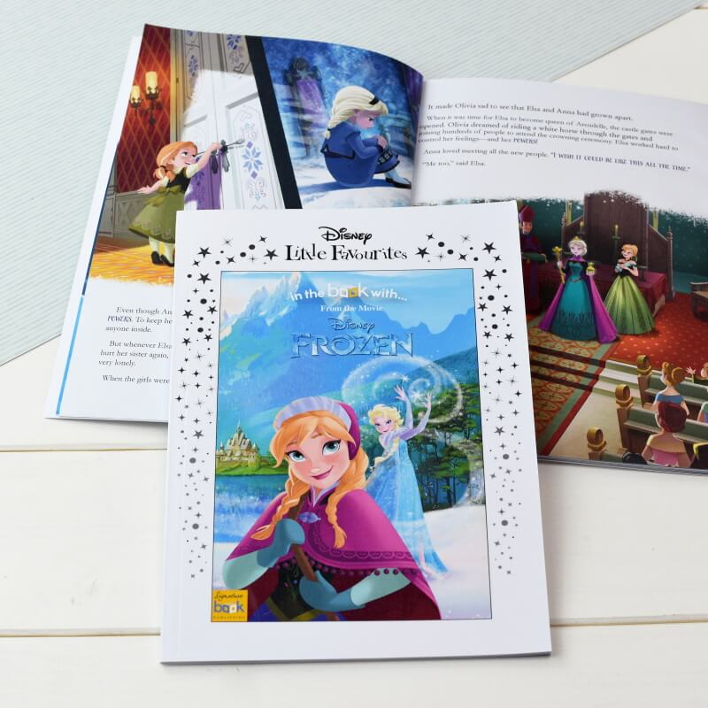Personalised Disney Little Favourites Frozen