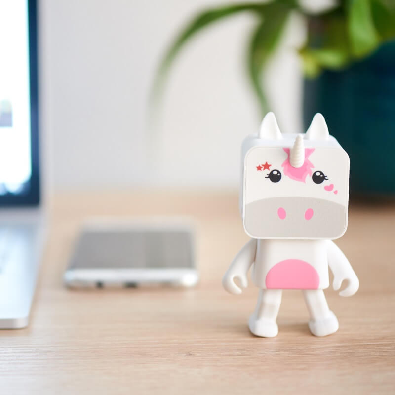 Dancing Animal Speaker - Unicorn