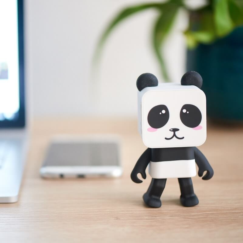 Dancing Animals Speaker - Panda