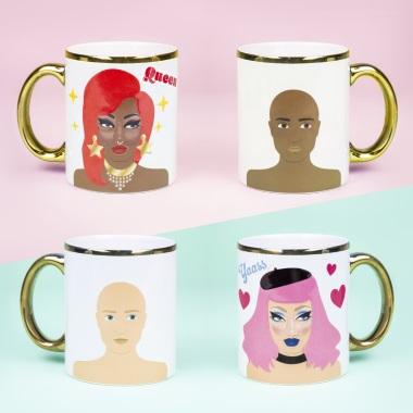 Dress Up Your Drag Queen Mug