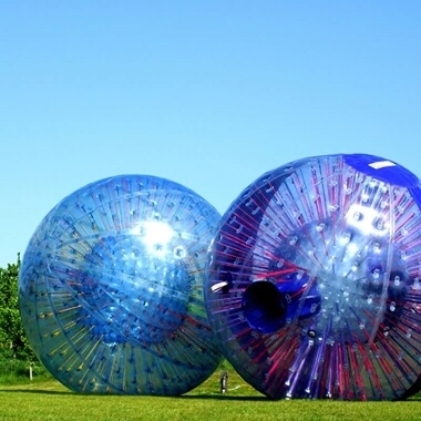 Harness Zorbing for Two Experience Day