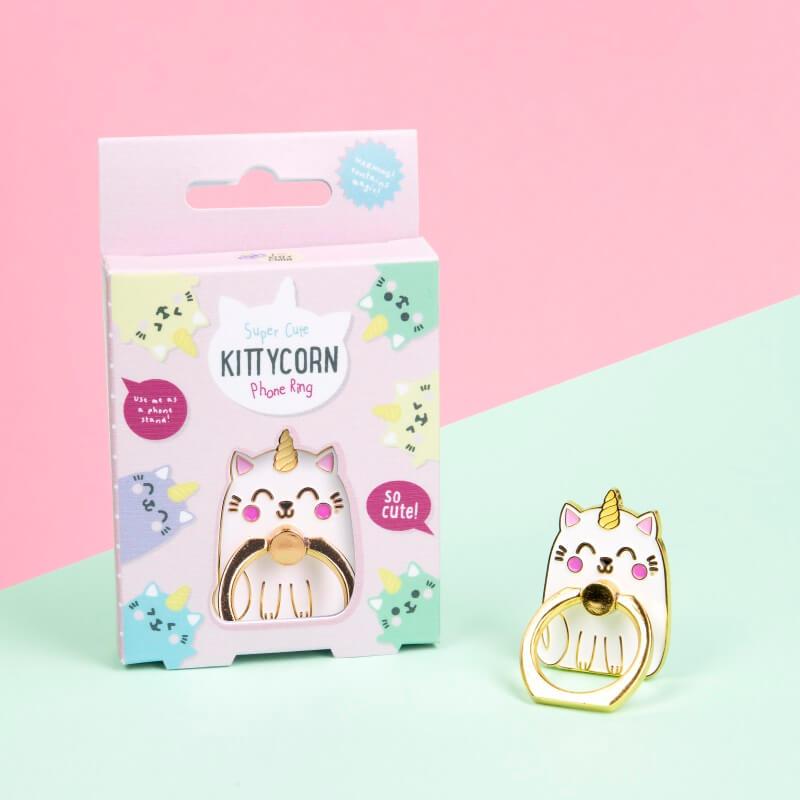 Kittycorn Phone Ring