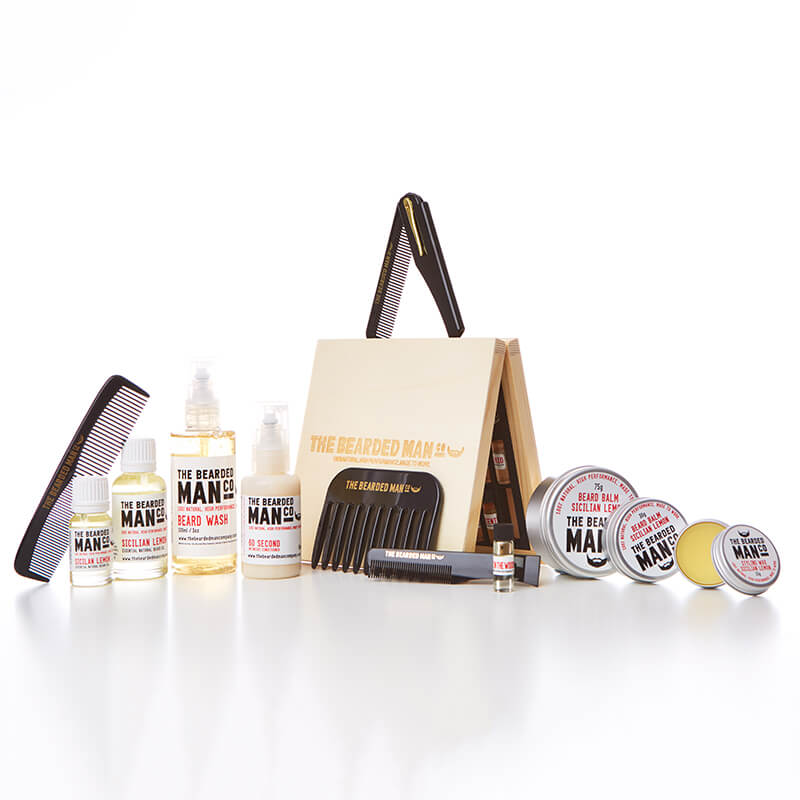 Master Collection Luxury Beard Kit