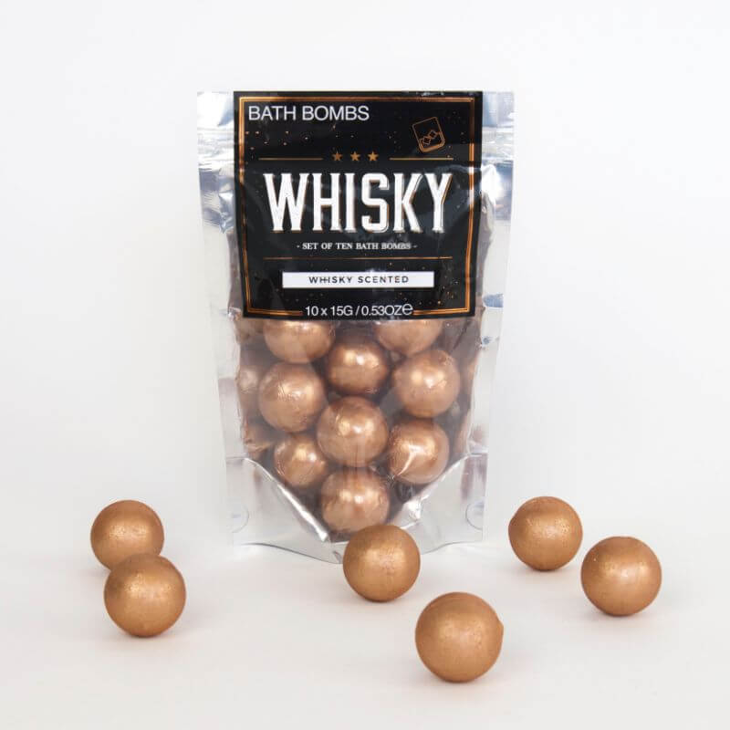Whisky Bath Bombs