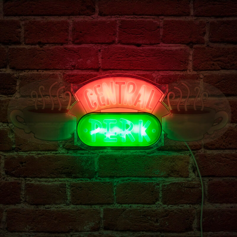 Central Perk Neon Light