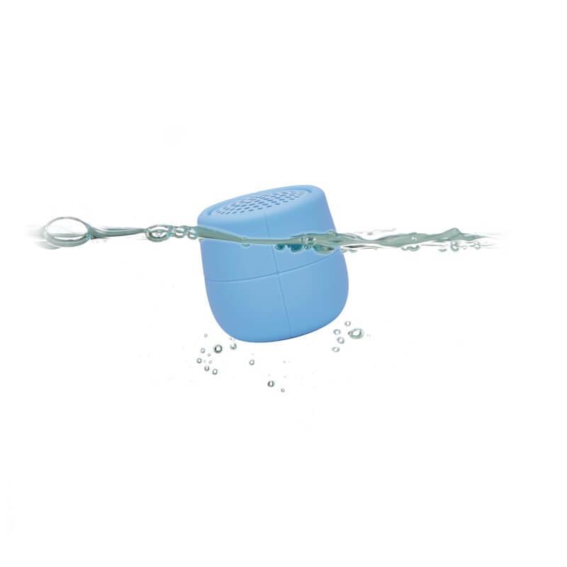 Lexon MINO Water-resistant Bluetooth Speaker - Light Blue