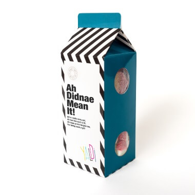 Occasions Milk Shaker Sweet Box