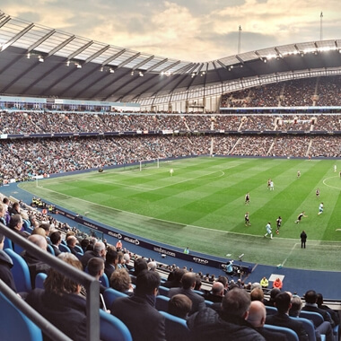 Tour of Manchester City's Manchester Stadium for Two