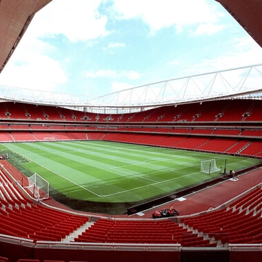 Tour of Arsenal's Emirates Stadium for Two