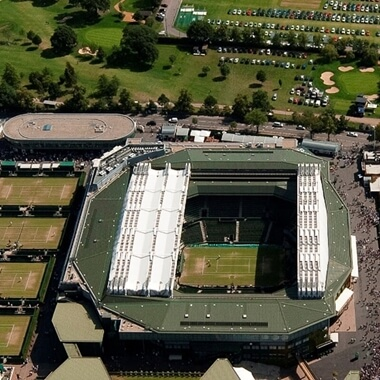 Tour of Wimbledon for Two