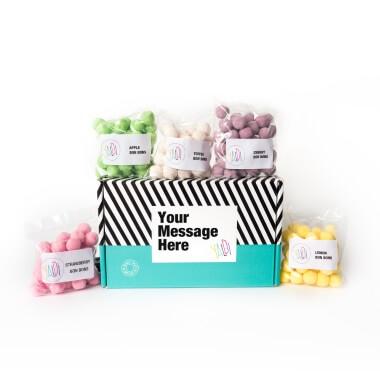 Personalised Munchie Sweet Box