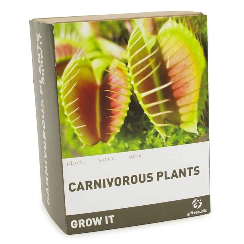 Grow it - Carnivorous Plants