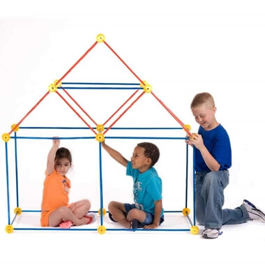 EZ Fort Construction Toy