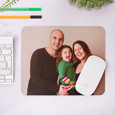 Personalised Full Photo Mouse Mat