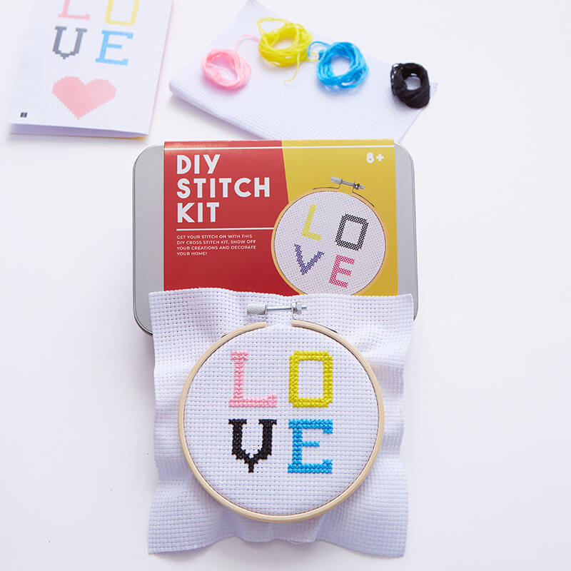 DIY Stitch kit