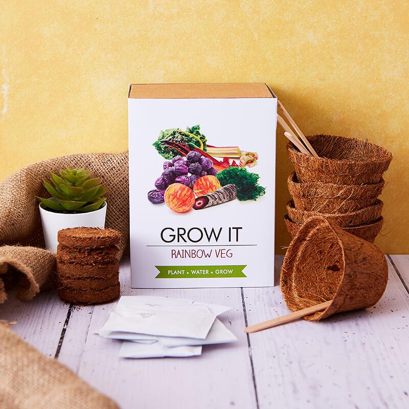 Grow It - Rainbow Veg