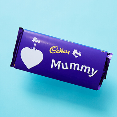 Personalised Cadbury Dairy Milk Bar - 360g