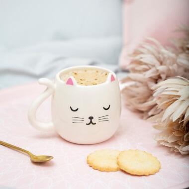 Cutie Cat Shaped Mug