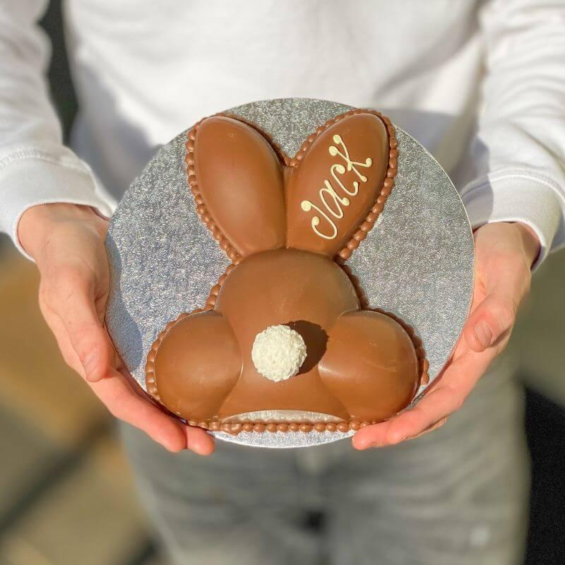 Personalised Chocolate Smash - Bunny