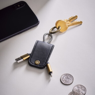 GH Keychain Charging Cable