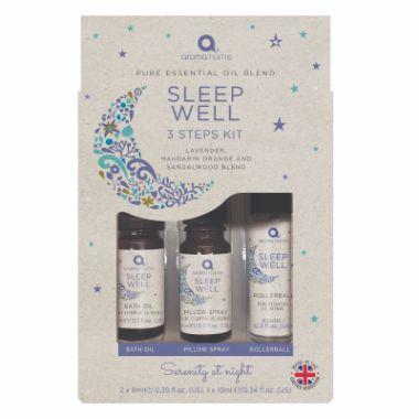 Sleep Well - 3 Steps Kit