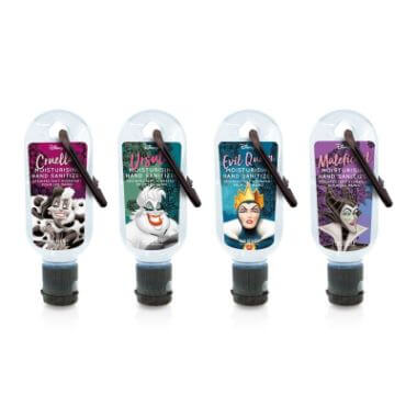 Disney Villains Clip And Clean Hand Sanitizer