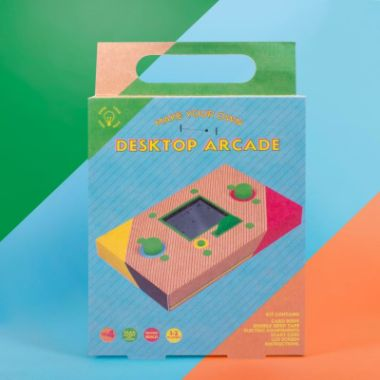 Make Your Own Desktop Arcade