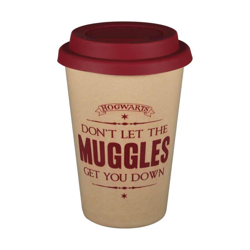 Harry Potter Huskup Travel Mug - Muggles