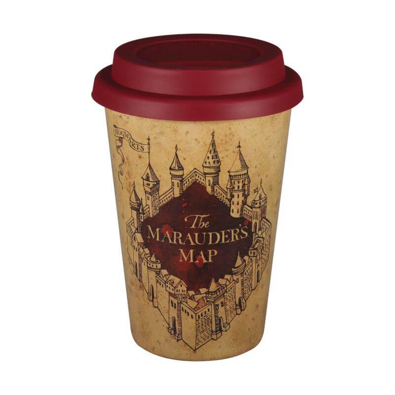 Harry Potter Huskup Travel Mug - Marauders Map
