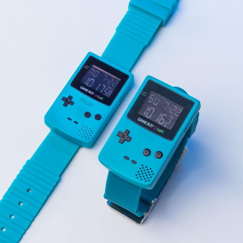 Game Boy Colour Watch