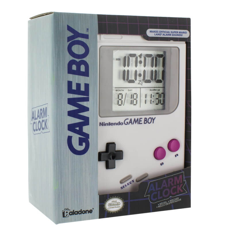Gameboy Alarm Clock