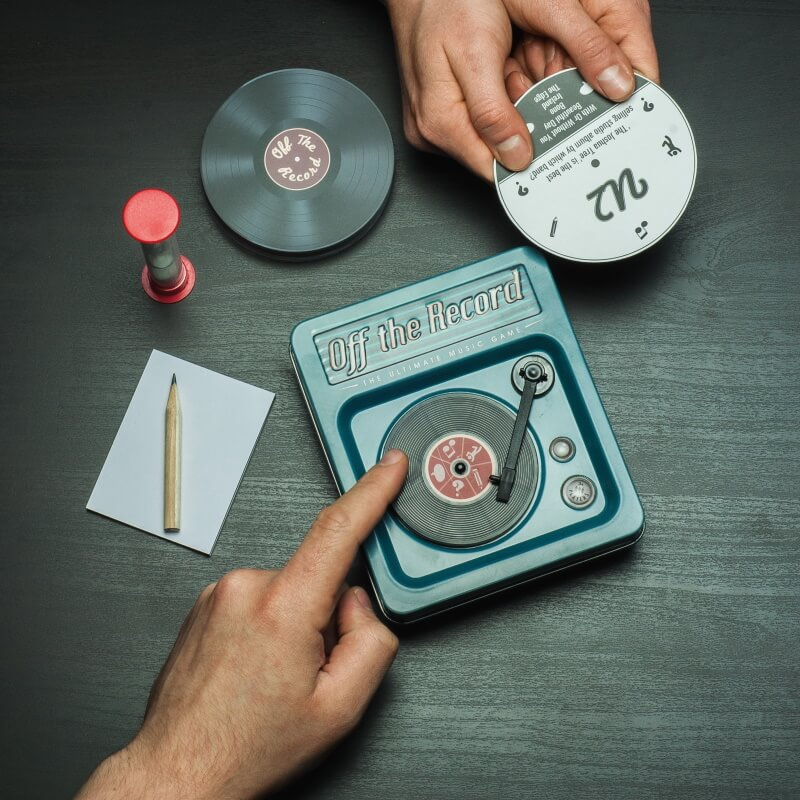 Off The Record - The Ultimate Music Game