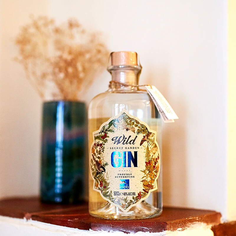 The Old Curiosity Secret Garden Wild Gin