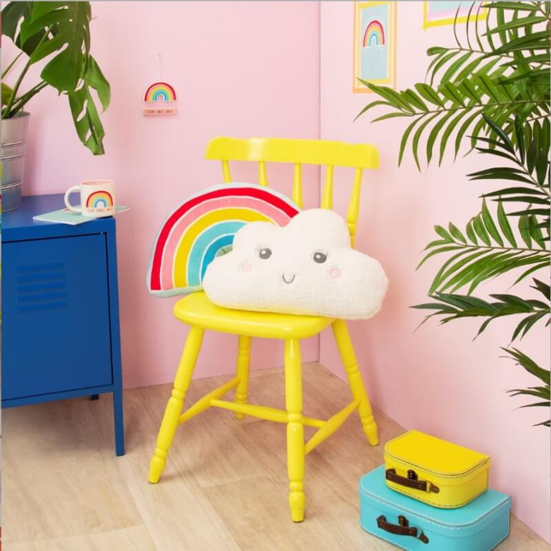 Happy Cloud Cushion