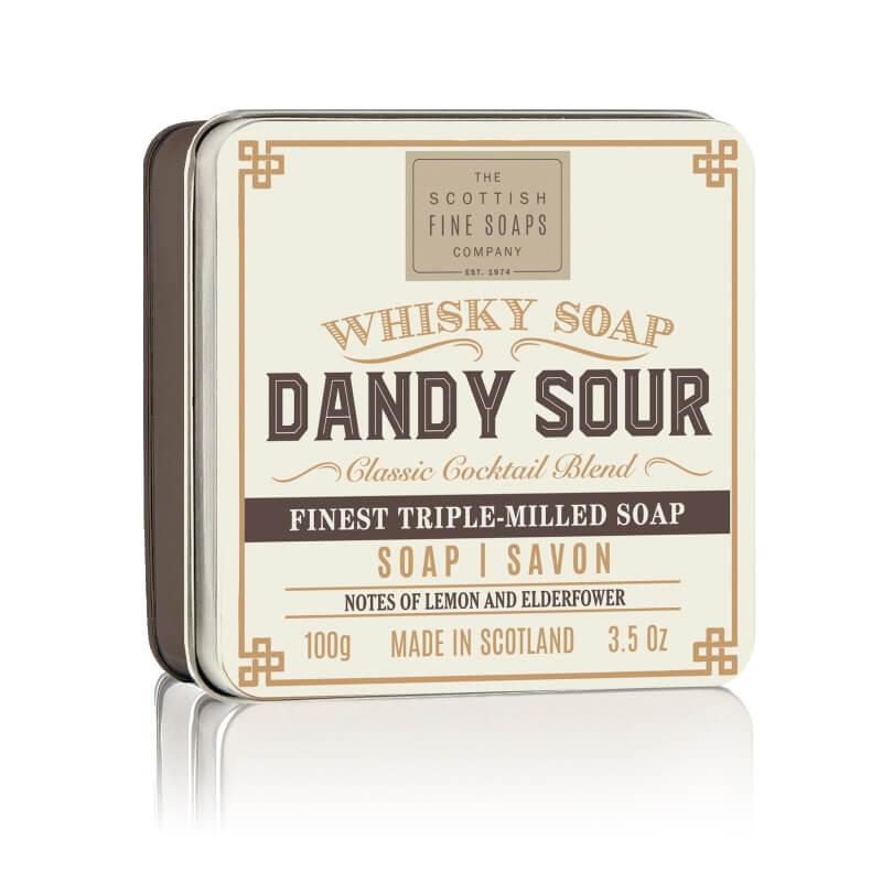 Men's Dandy Sour Whisky Soap