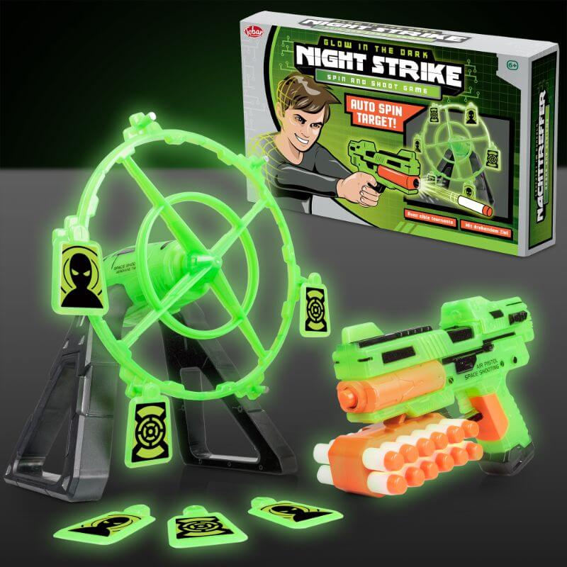 Night Strike Spin And Shoot