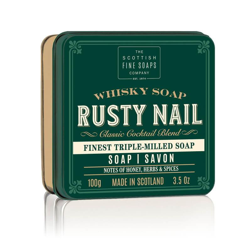 Men's Rusty Nail Whisky Soap