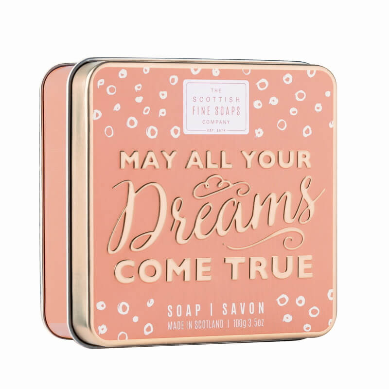May All Your Dreams Come True Soap