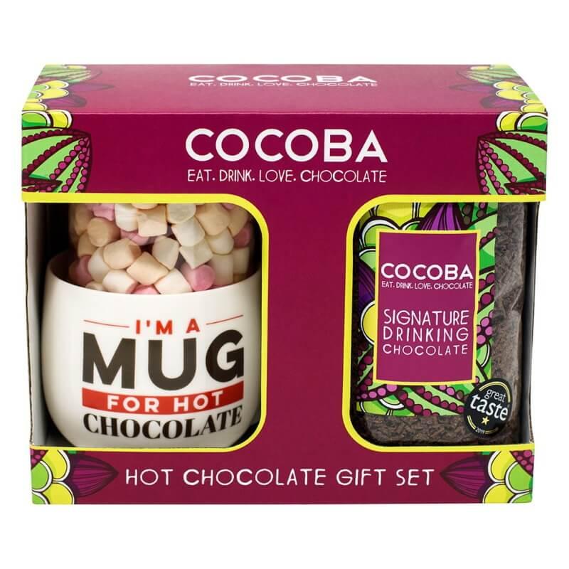 I'm a Mug for Hot Chocolate Gift Set