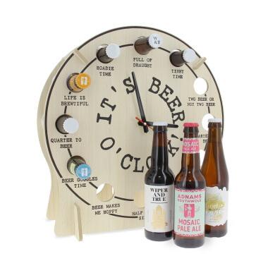 Alcho'Clock Beer Clock